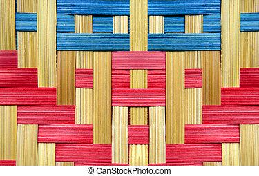 basketwork texture background - a basketwork texture ...