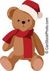 A bear doll