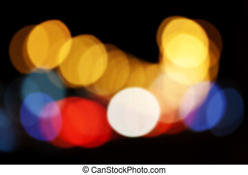 Beautiful abstract background bokeh