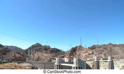 A beautiful day at Hoover Dam
