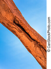 a, beleza natural, de, arcos parque nacional