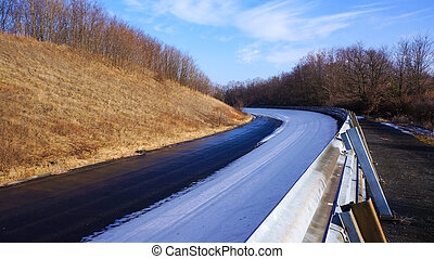 a bend on the race track raab ring