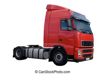 Semi Truck Cab