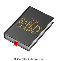 a, biztonság, kézikönyv