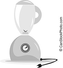 A blender, vector or color illustration.