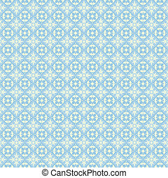 A Blue Wallpaper Background Pattern