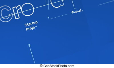 A Blueprint for Crowdfunding - Concept animation showing a...