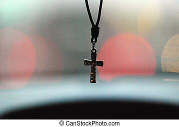 A Blurry Cross
