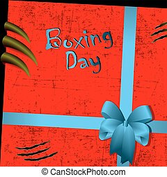 A boxing day