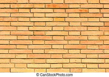 A bricks wall detail, as a texture o wallpaper