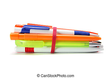 A Bunch of Ball Pens