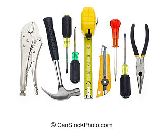 bunch of tools