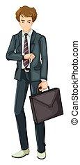 A Business Man