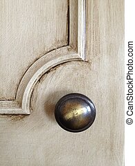 door handle - a cabinet door handle