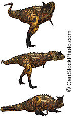 Carnotaurus - a Carnotaurus Dinosaurs from argentina - ...
