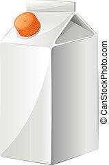 A carton container