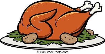Turkey dinner Illustrations and Clip Art. 12,793 Turkey ...