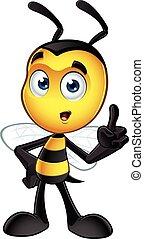 Little Bee Character