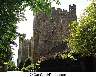 A Castle in Northern England