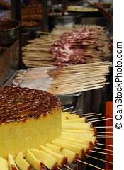 A Chinese Cake