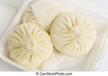 Chinese steamed bun