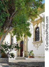 A church in Zakynthos
