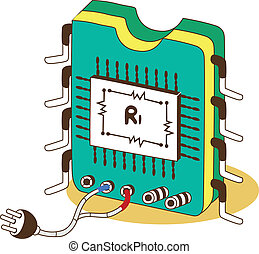 A circuitry