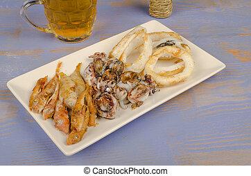 Andalusian tapa