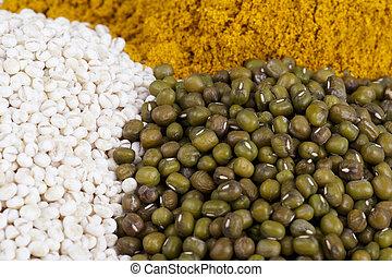 close up image of legumes