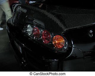 carbon fiber trunk