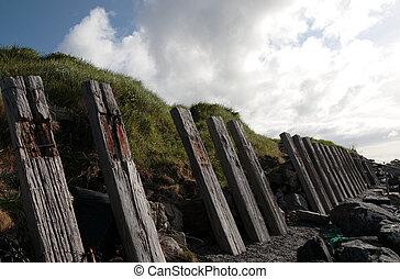 coastal barrier