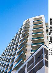 A Coastal Condo Building