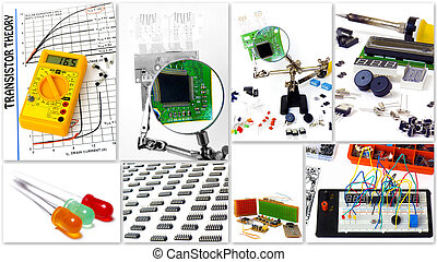 DIY electronics - A collection of photos for DIY...