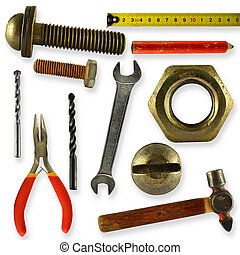 a collection of tools