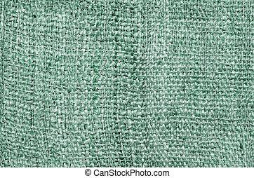 a colorful sackcloth texture
