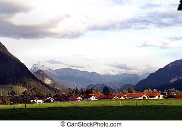 A community in Bavaria, Germany