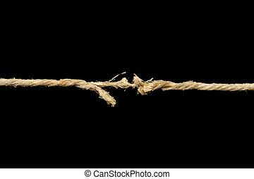 a, cordage, quebrada, logo