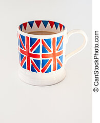 a cup of English tea