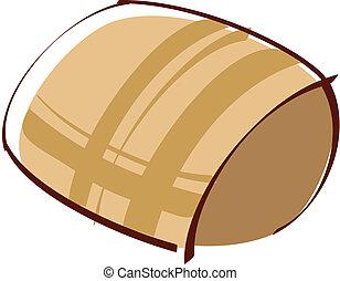 A cushion  - A cushion