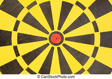 dartboard - a dartboard close up shot
