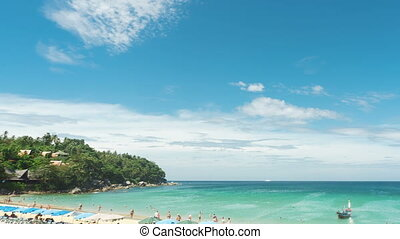 A day at Phuket beach
