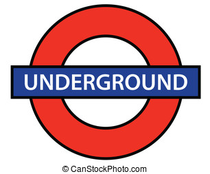 London Underground - A depiction of the London Underground