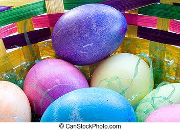 A Dozen Easter Eggs