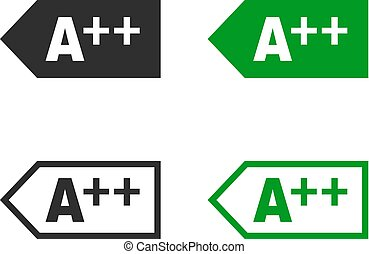 A ++ energy labels