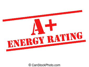 A+ ENERGY RATING
