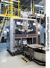 a equipment for packaging