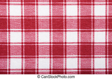 fabric texture red white cell