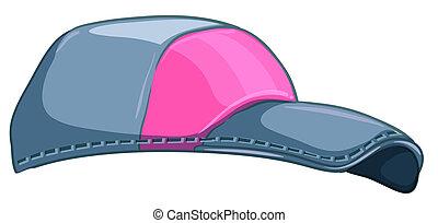 A fashionable cap