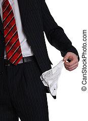 panties in a pocket - a feminine panties in a pocket of the ...
