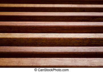texture of brown wooden
